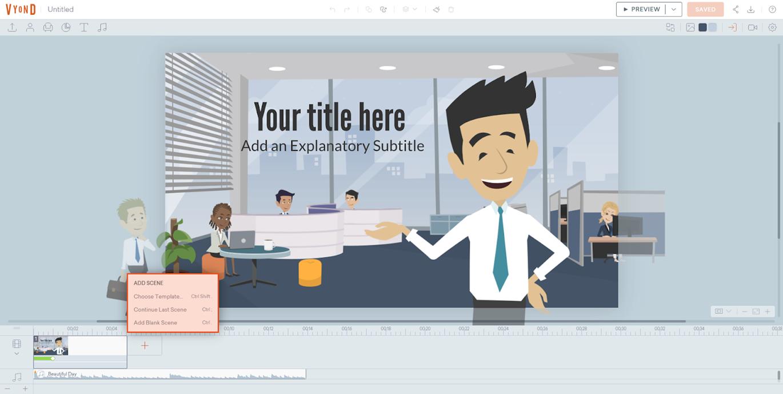 online-animáció-készítő